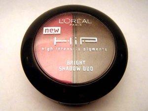 L'Oreal HiP Bright Shadow Duos *BRAZEN*