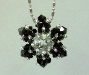 Chistmas Snow Flake Pendant/Ornament