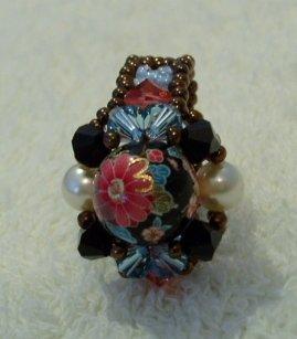 Mystique Oriental Ring