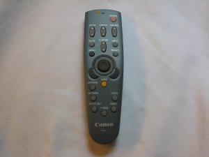 Canon CXLC Projector remote control w/laser