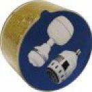 Massage filter cartridge