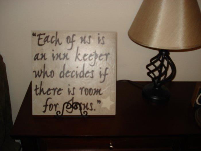 The Inn Keeper