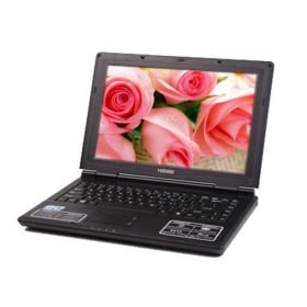 "HASEE NB Q540X-N 13.3"" Laptop (Intel Celeron M 540, 512 MB RAM, 80 GB Hard Drive, Windows XP)"