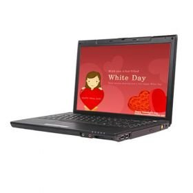 "HASEE HP800 14.1"" Laptop (Intel Core 2 Duo T8100, 2048 MB RAM,160 GB Hard Drive ,Windows XP)"