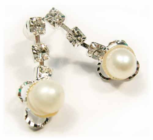 Gorgeous Pearl Earring