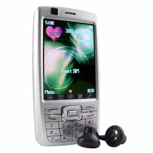 Dual Camera 2.8 Inch Touchscreen MP4 Phone