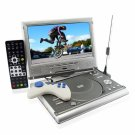 Portable DVD Player + DVB-T Player and Recorder