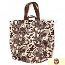 Canvas Shopping Handbag #OO-HB-1018