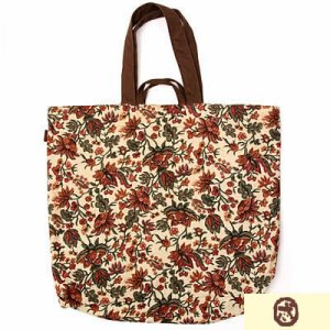 Canvas Shopping Handbag OO-HB-1023