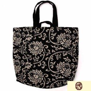 Canvas Shopping Handbag OO-HB-1027