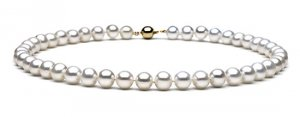 "18"" AAA Grade 8 to 9mm FreshWater Pearl Necklace"