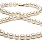 "18"" AAA Grade 11 to 12mm FreshWater Pearl Necklace"