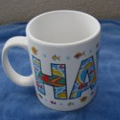 Fish Hawaii Hawaiian Collectible Coffee Mug Cup by Island Heritage