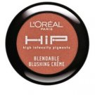 (2) Loreal CHEERFUL #884 Hip Blush Creme Lot L'oreal Discontinued Rare