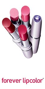 (1) Maybelline CORAL #60 Forever Lipcolor Lipstick Sealed Rare