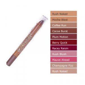 (2) Maybelline RACEY RAISIN Lip Express Lipstick N Liner Lipliner Pencil Lot Discontinued