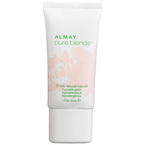 (5) Almay NEUTRAL #220 Pure Blends Makeup Foundation Sealed Discontinued Rare