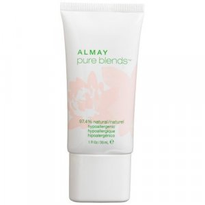 (5) Almay BEIGE #240 Pure Blends Makeup Foundation Sealed Discontinued Rare