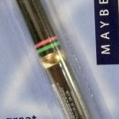 (2) Maybelline GRAPE #190 Great Wear Lipstick Lipcolor Sealed Rare