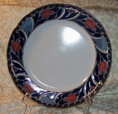 Noritake 8683 Tulip Ridge Dinner Plate