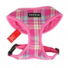Puppia Spring Harness Pink