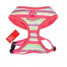 Puppia Rainbow Harness Pink