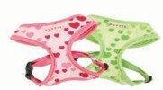 Puppia Essence Harness Red