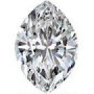 0.37 CT Marquise Cut Diamond
