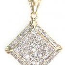 1.25 Caret Diamond Pendant--CLOSE OUT