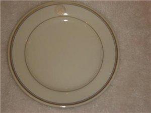 "US Navy 10"" Dinner Plate Homer Laughlin China"