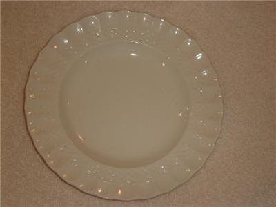 Spode Chelsea Wicker Salad Plate Earthenware England