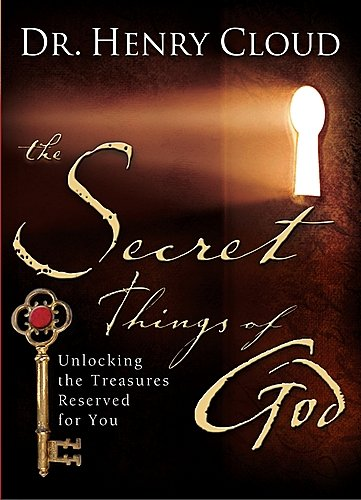 The Secret Things of God [Video Available]