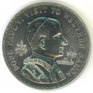 1970 POPE PAUL VI WESTERN SAMOA PROOF DOLLAR.....ONLY 3,000 MINTED !!!