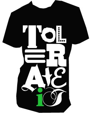 Tolerate It | unisex | SM - 3XL (please indicate size during checkout)