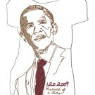 Obama Rebirth |  ladies | SM - L (please indicate size during checkout)