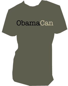 Obama Can | unisex | SM - 3XL (please indicate size during checkout)