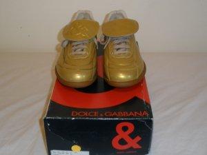 Dolce & Gabbana Women's Sneakers size 81/2 New in Box