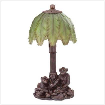 MONKEY PLAM TREE LAMP