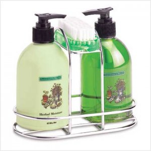 GARDENER'S RELIEF HAND CAR SET