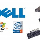 DELL OPTIPLEX GX260 P4 2.8GHZ 512MB 40GB DVD XP PRO