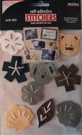 Colorbok Puppy Love Stitchers Die-Cuts
