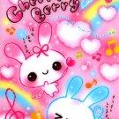 San-x Cherry Berry Small Memo Pad
