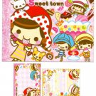 Crux Sweet Town Small Memo Pad