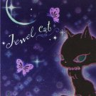 "San-X Jewel Cat ""Moon"" Small Memo Pad"