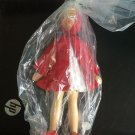 Vintage 1950s 1960s Gromada Polish peg wooden doll 7 inches #11
