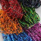 Bracelet Bunch Beads with Stretch/DZ 6 Color Asst