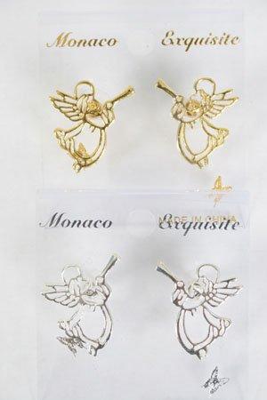 Earrings Angel Post/DZ **HOT**choose colors