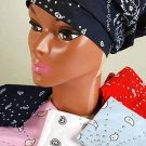 Bandanna & Stone Full Size Asst Color***GOOD SALE IN WINTER!***On Sale Price!***