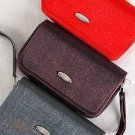 $25/DZ Purse, satin Coin purse/DZ 3''X6'' asst colors