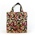 Retro Red Rosemary -Shopping handbag